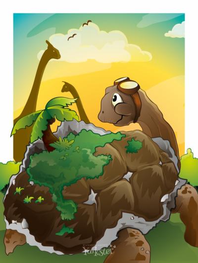 Plakat - Skabninger 2 - The Story of Yookster