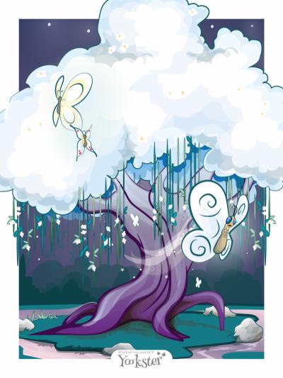 Plakat - Naturen 2 - The Story of Yookster
