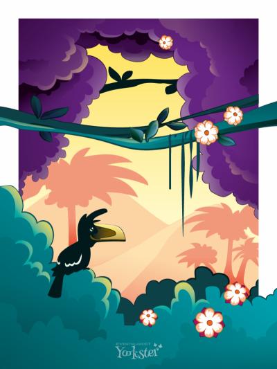 Plakat - Naturen 3 - The Story of Yookster