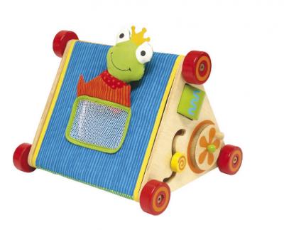 Baby aktivitets trekant - I'm Toy