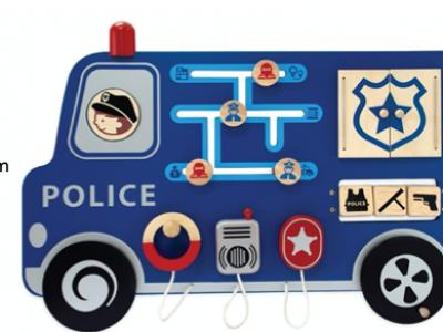 Politi Tavle - I'm Toys