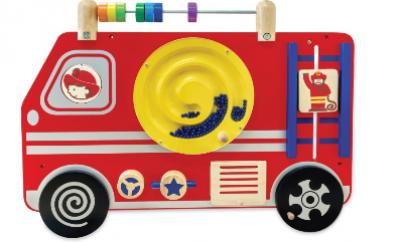 Brandbil Tavle - I'm Toys