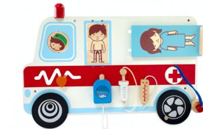 Ambulance tavle - I'm Toys