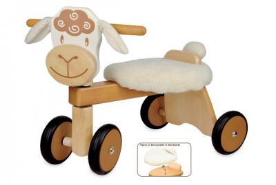 Træ Lam Køretøj - I'm Toys