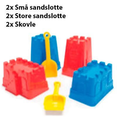 Dantoy - Sandslot pakke