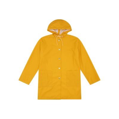 Christina Rohde 516 - Gul regn jakke