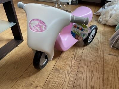Dantoy - Prinsesse Scooter