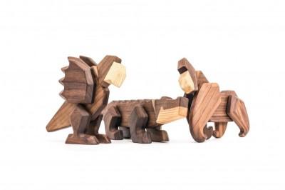 Sæt: Dinosaur pakken (18 Dele)
