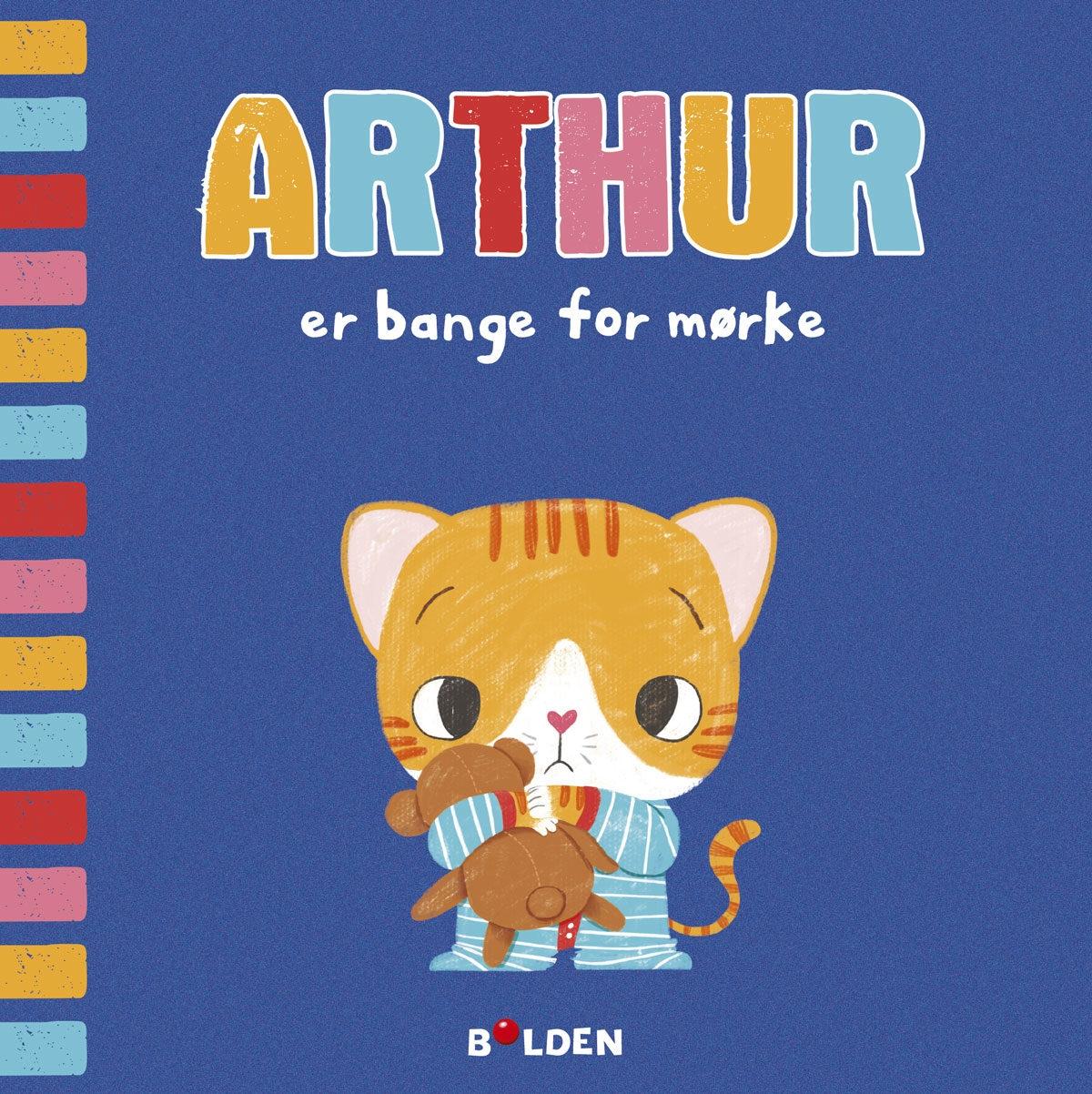 Arthur er bange for mørke