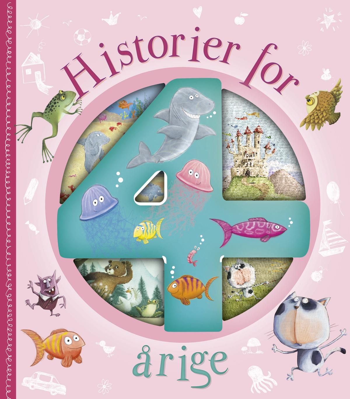 Historier for 4-årige