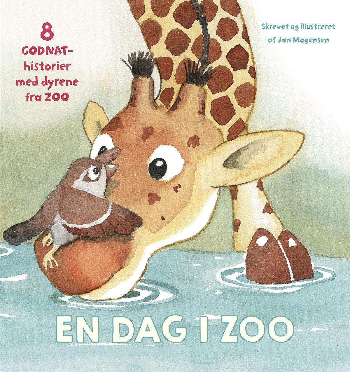 En dag i Zoo – 8 godnathistorier med dyrene fra Zoo