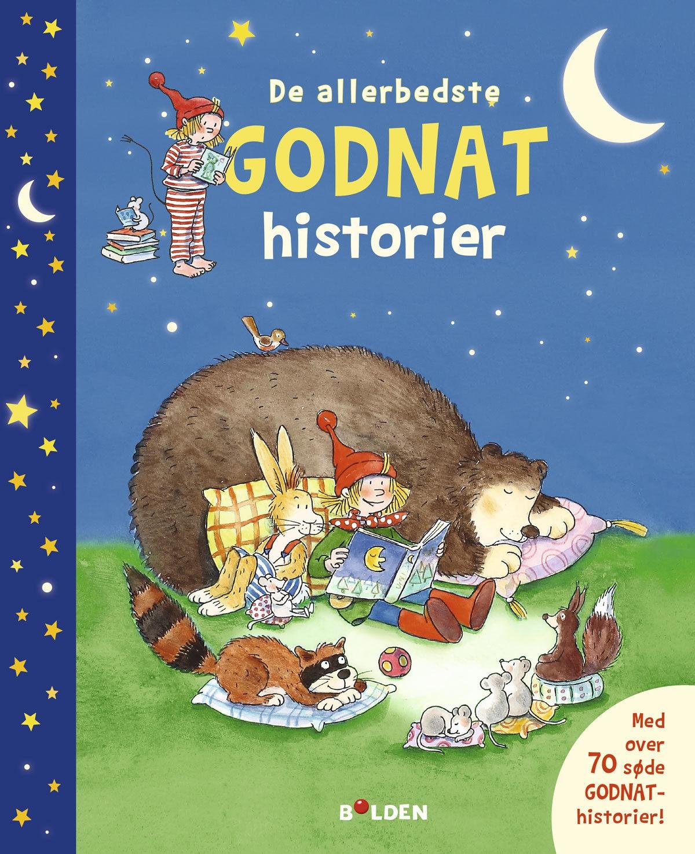De allerbedste godnathistorier