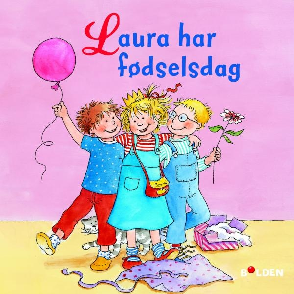 Laura har fødselsdag