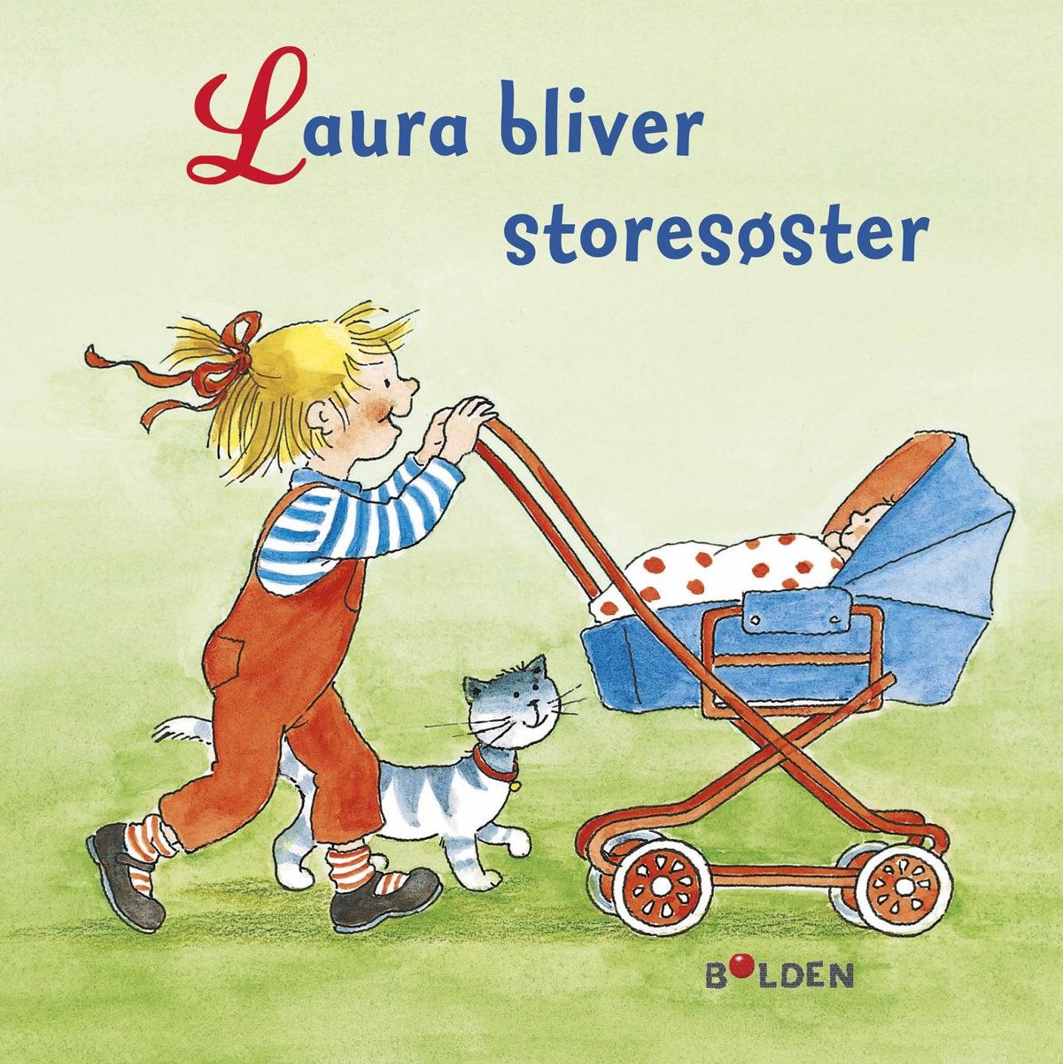 Laura bliver storesøster