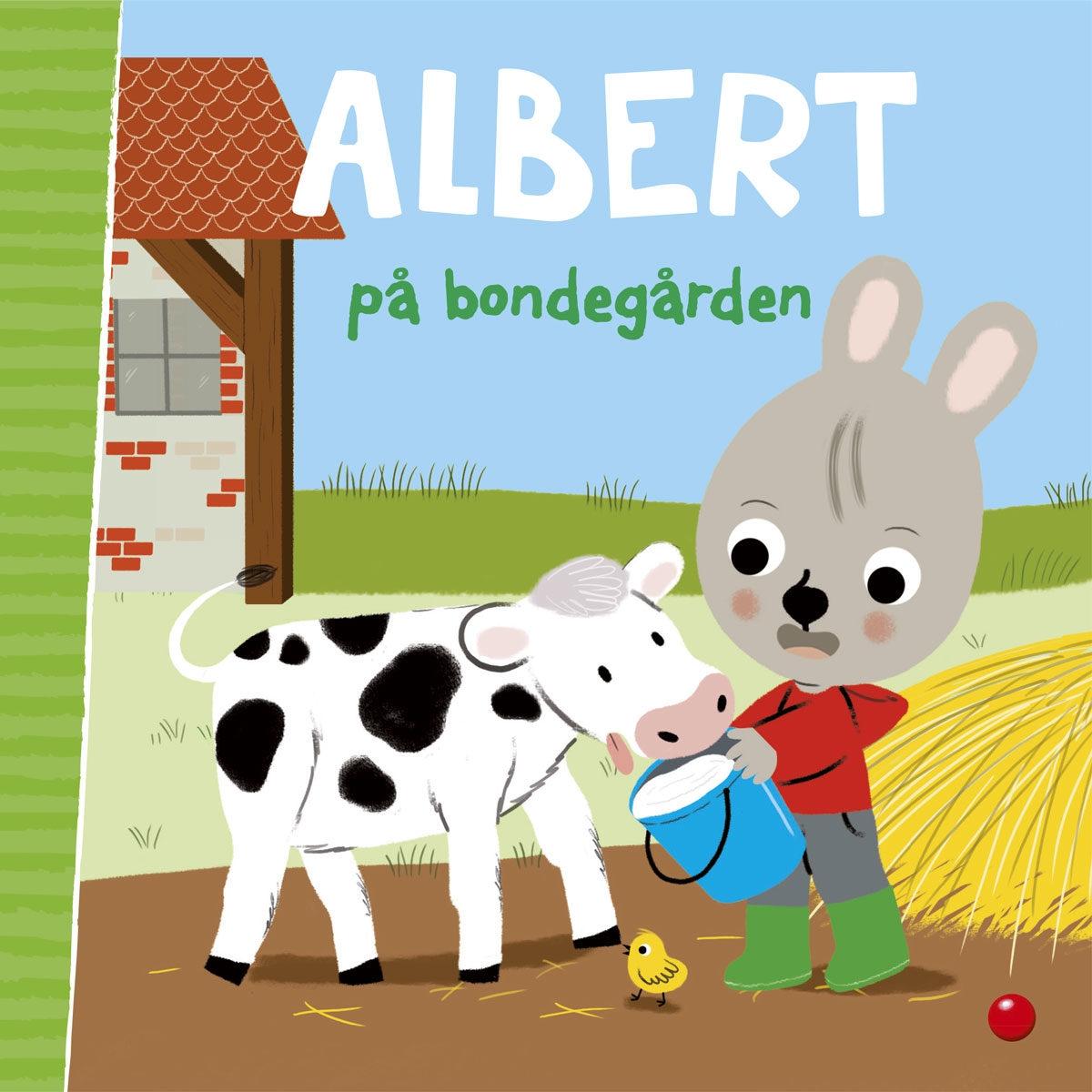 Albert på bondegården