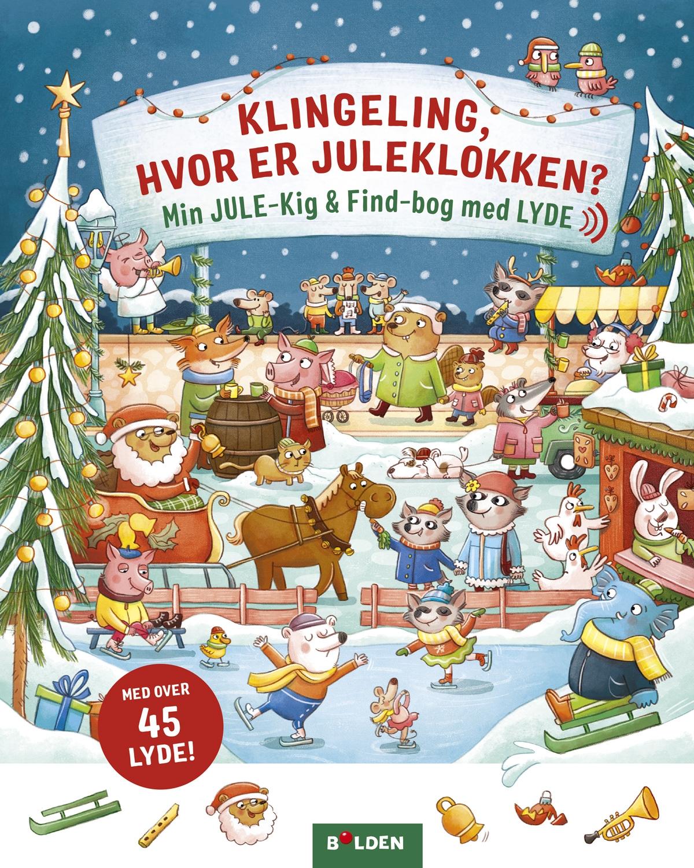 Klingeling – Hvor er juleklokken?