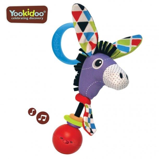 Shake Me Rattle Donkey
