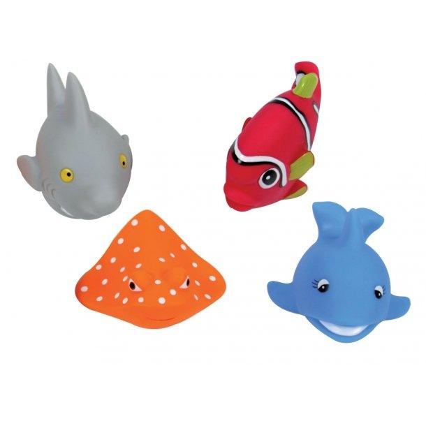 Badelegetøj - Fisk