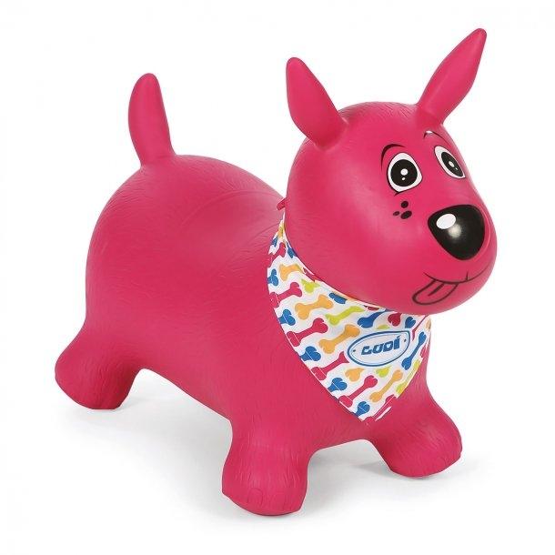 Hoppedyr - Hund, Rød