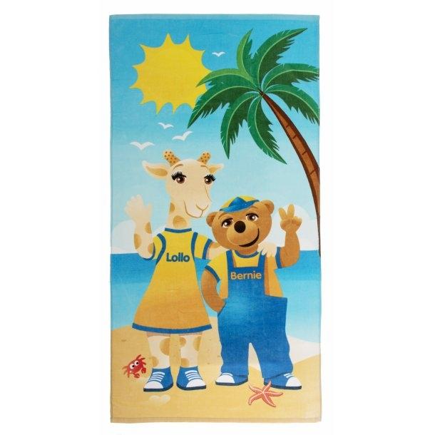 Lollo & Bernie Badehåndklæde