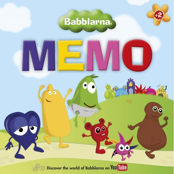 Babblarna - Memo