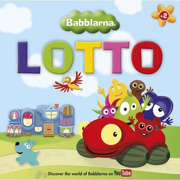 Babblarna - Lotterispil