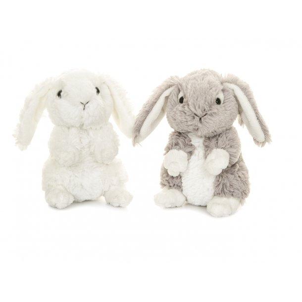 Bunnies - Kaniner, siddende, Små i 2 farver