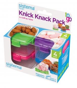 62ml Mini Knick Knack 4 Pack