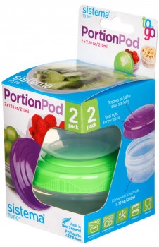 210ml PortionPod™ 2 Pack