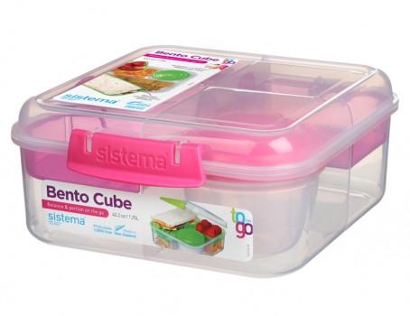 1.25L Bento Cube TO GO™