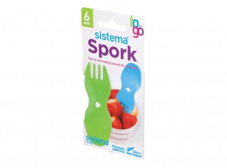 Spork 6 Pack