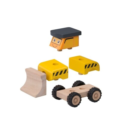 Wonderworld - Byg en traktor m. læsser
