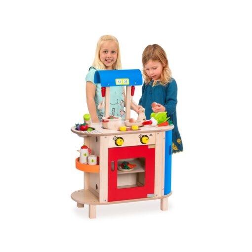 Wonderworld - Barnets Køkken