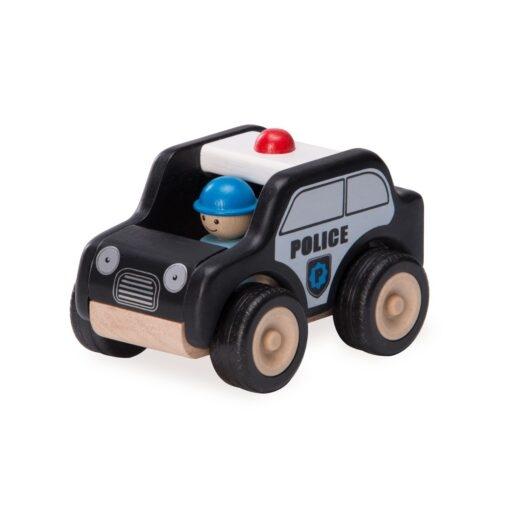 Wonderworld - Mini politibil