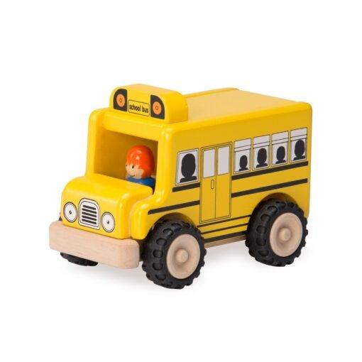 Wonderworld - Mini skolebus
