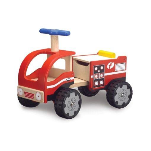 Wonderworld - Brandbil køretøj