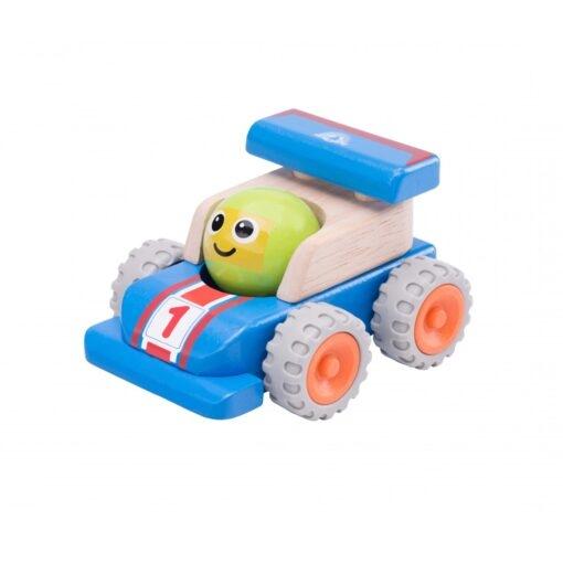 Wonderworld - Smilene racer bil